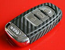 Audi A4 A5 A7 S4 S5 A8 Q5 8K B8 RS4 8T 8F 4H key decor carbon optic sticker new