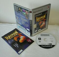 RAYMAN REVOLUTION ps2 pal Sony PlayStation gioco game completo platinum Ubisoft