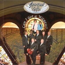 Spiritual Gifts-Can I Get A Witness? CD NEW