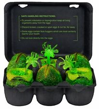 Alien Egg Carton Glow in the Dark Alien Eggs Accessory Pack