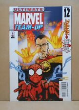 ULTIMATE MARVEL TEAM-UP #12 of 16 Spider-Man Team-up 9.0 VF/NM Uncertified 2001