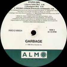 GARBAGE - Stupid Girl (Todd Terry Rmx) - 1996 Almo Sounds Usa - AMS12-88004