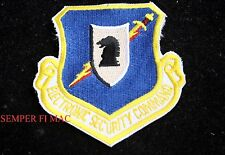 ELECTRONIC SECURITY COMMAND PATCH USAFSS US AIR FORCE VET AFISRA USAF LACKLAND