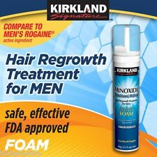 Kirkland Foam Aerosol Minoxidil 5% Hair Regrowth - 2 Months Supply