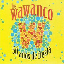 50 años de fiesta * by Los Wawanco (CD, Feb-2006, 2 Discs, EMI)