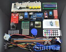 [Sintron] RFID Master Kit with Motor Relay LCD Servo für Arduino AVR Starter IDE