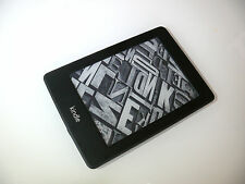 Amazon Kindle Paperwhite EY21 2 2GB WLAN 15,2 cm 6Zol) Schwarz ebook Reader + 3G