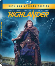 HIGHLANDER : 30th Anniversary Edition - BLU RAY - Region A - Sealed
