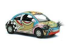 Volkswagen VW Nuevo Beetle escarabajo 1:18 DIECAST toms drag/toms Company VW Artist