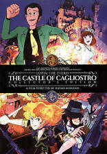 LUPIN THE 3RD: THE CASTLE O...-LUPIN THE 3RD: THE CASTLE OF CAGLIOSTRO DVD NEW