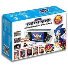 Sega Genesis Ultimate Portable Game Player (2016 Version) - AtGames