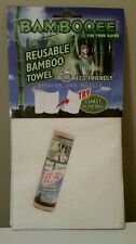 Bambooee Reusable Bamboo Towel Single Sheet Paper Towel alternate Eco Friendly