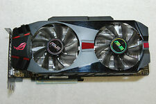 ASUS Matrix GTX 580 Platinum ( Fermi) GTX580 P/2DIS/1536MD5 ** Excellent **