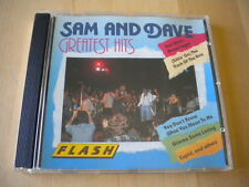 Sam and Dave	Greatest hits	CD	Soul man Gimme some loving Cupid Dock of the bay