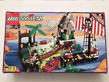 Vintage Rare Lego 6281 Pirates Perilous Pitfall Set With Box And Manual