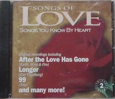 Songs You Know by Heart: Songs of Love ~ Various ~ Pop ~ CD ~ Good