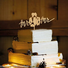NEW Our stunning Gay Wedding Civil Partnership Mr & Mr cake  topper