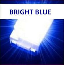 50 x ULTRA BRIGHT BLUE 1210 3528 SMD SMT PLCC-2 SURFACE MOUNT ULTRA BRIGHT LEDS