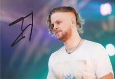 THE WANTED & STRICTLY: JAY McGUINESS SIGNED 6x4 SEXY ACTION PHOTO+COA *PROOF*