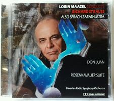 Lorin Maazel Conducts Richard Strauss (RCA Victor Red Seal, 1995) (cd1748)