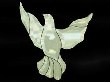 STAINED GLASS SUPPLIES BEVEL CLUSTER FLYING BIRD