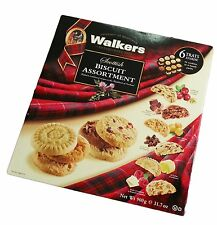 Walkers Scottish Biscuit Assortment 900g Large Box Easter Gift Family Sharing