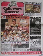 Green Dream Classic Thunderbird International Collectors Gazette 72 August 1988