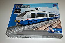 Ausini TRAINS Set#25903 Building Block Toy 681pcs city passenger(lego compatible