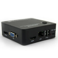 ESCAM Mini 8CH 8 Channel HD 1080P H.264 NVR For Wireless CCTV Security IP Camra