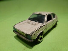 POLITOYS  1:43  ALFASUD  E36  -  WHITE   - IN GOOD CONDITION