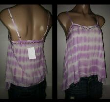 CLOUDCHASER CLOUD CHASER LIGHT PURPLE XS EXTRA SMALL TANK WOMENS TOP SHIRT NEW