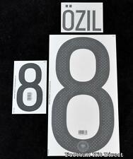 Germany Ozil 8 euro 2016 Football Shirt Name/number Set Home Sporting ID