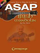 ASAP Irish Mandolin Sheet Music Learn How to Play the Irish Way Frette 000128349
