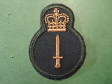 CANADA Canadian Armed Forces INFANTRY trade qualification badge 3
