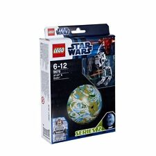 Lego Star Clone Wars 9679 ATST AT ST AT-ST WITH ENDOR MOON Driver Minifigs NISB