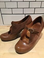 EUC Anthropologie Chie Mihara Shoes 38.5