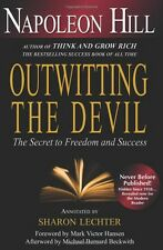 Outwitting the Devil :The Secret to Freedom by Napoleon Hill (Paperback) NEW