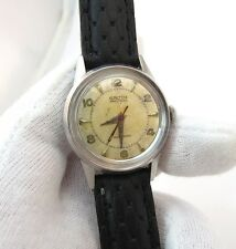 "GRUEN,Precision,1960's,17j Automatic,SS ""Classic Round"",MENS WATCH,242,L@@K!"