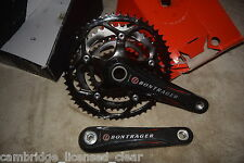 Bontrager GXP Giga X Pipe carbon cranks 172.5 mm crankset with bottom bracket