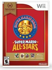 Super Mario All Stars Video Game