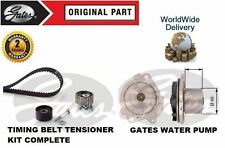 FOR FIAT STRADA PICK UP 1.9 JTD 2002-2005 CAM TIMING BELT KIT + WATER PUMP SET