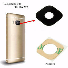 Replacement Back Camera Glass Lens Cover Adhesive For HTC One M9 - #152035