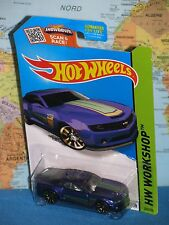 HOT WHEELS 2013 CHEVY CAMARO SPECIAL EDITION #232/250 HW WORKSHOP *BRAND NEW*