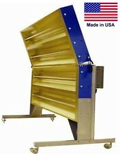 Infrared Heat Panel - Portable - 4800 Watts 240 Volts - 20 Amp - Cure Clear Coat