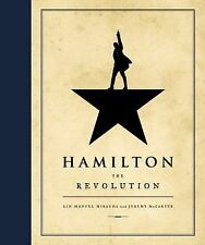 Hamilton: The Revolution by Lin-Manuel Miranda (Hardcover)  Apr 12 2016