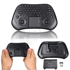 Mini 3 en1 2.4GHz Inalámbrico Teclado Ratón Touchpad Para PC Android TV BOX HTPC