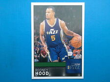 2016-17 Panini NBA Sticker Collection n.298 Rodney Hood Utah Jazz