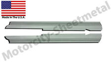 1989-1997 FORD THUNDERBIRD COUGAR 2DR  OUTER ROCKER PANEL PAIR!