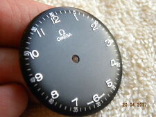 Omega BLACK NERO dial SILVER INDEX cal. 30T2SC,283,284,285,286
