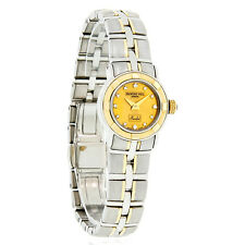 Raymond Weil Parsifal Diamond Mini Ladies Two Tone Swiss Watch 9640-STG-10081